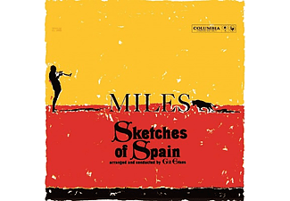 Miles Davis - Sketches Of Spain (Vinyl LP (nagylemez))