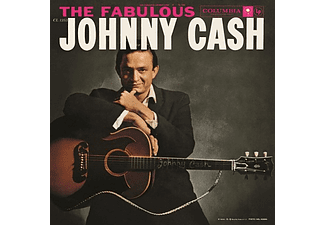 Johnny Cash - Fabulous Johnny Cash (Vinyl LP (nagylemez))