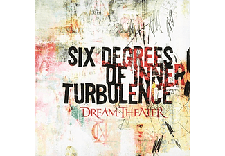 Dream Theater - Six Degrees Of Inner Turbulence (Vinyl LP (nagylemez))