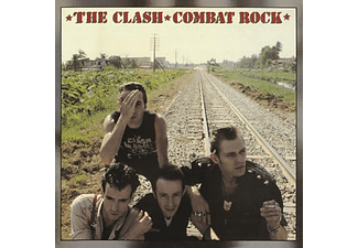 The Clash - Combat Rock (Vinyl LP (nagylemez))