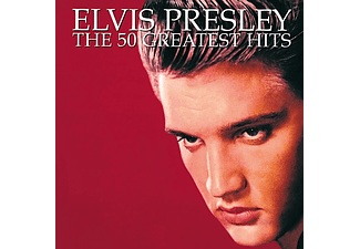 Elvis Presley - 50 Greatest Hits (Vinyl LP (nagylemez))