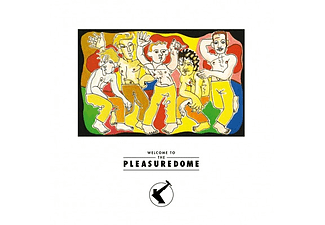 Frankie Goes To Hollywood - Welcome To The Pleasuredome (Vinyl LP (nagylemez))