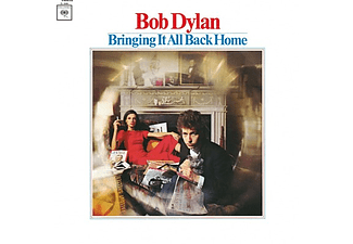 Bob Dylan - Bringing It All Back Home (Vinyl LP (nagylemez))