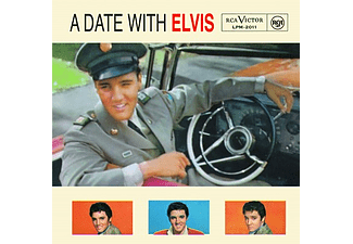 Elvis Presley - A Date With Elvis (Vinyl LP (nagylemez))