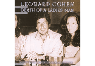 Leonard Cohen - Death Of A Ladies Man (Vinyl LP (nagylemez))