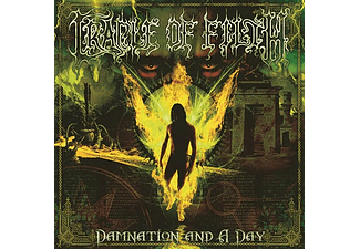 Cradle Of Filth - Damnation And A Day (Vinyl LP (nagylemez))