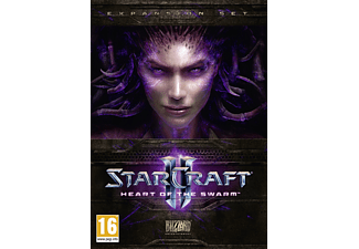 Starcraft 2: Heart of the Swarm FR Uitbreiding PC