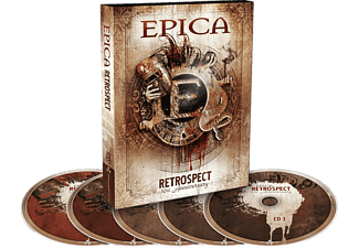 Epica - Retrospect - 10th Anniversary (CD + DVD)