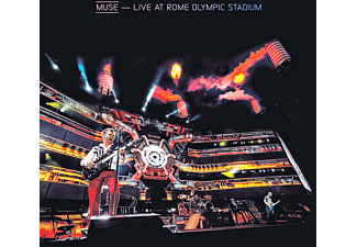 Muse - Live At Rome Olympic Stadium | CD