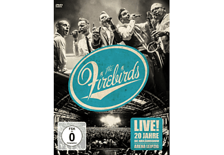 The Firebirds - LIVE! 20 JAHRE FIREBIRDS - DIE JUBILÄUMSSHOW [DVD + Video Album]