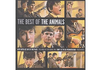 The Animals - The Best of the Animals (CD)