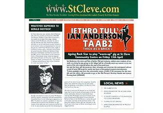 Ian Anderson - Thick as a Brick 2 (CD)