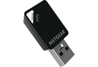 NETGEAR AC600 Dual Band WiFi-adapter