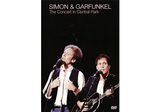 Simon and Garfunkel - The Concert In Central Park 1981 (DVD)