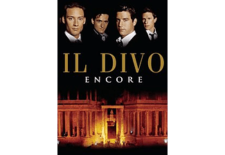 Il Divo - Encore - The Platinum Collection (DVD)