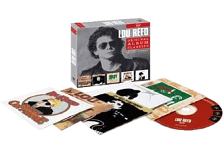 Lou Reed - Original Album Classics (CD)
