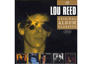 Lou Reed - Original Album Classics 3. (CD)