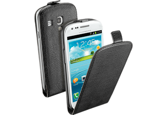 CELLULAR-LINE Flap Essential Galaxy S3 Mini Zwart