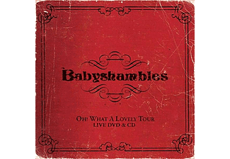 Babyshambles - Oh What A Lovely Tour (CD + DVD)