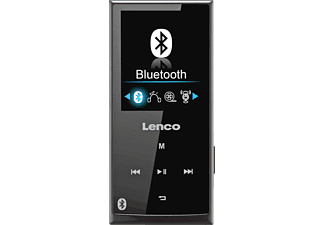 LENCO Xemio 760 BT, MP4 Player, 8 GB, Akkulaufzeit: 3.5 Std., Schwarz