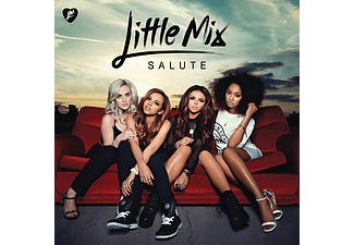 Little Mix - Salute - Deluxe Edition (CD)
