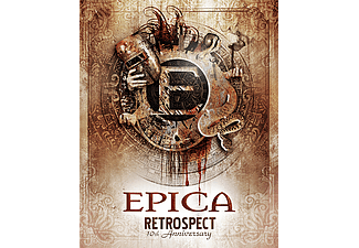 Epica - Retrospect - 10th Anniversary (CD + Blu-ray)