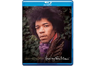 Jimi Hendrix - Hear My Train A Comin' (Blu-ray)