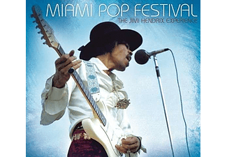 Jimi Hendrix - Miami Pop Festival (CD)