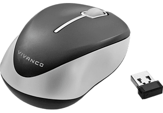 VIVANCO 31922 IT MS FM 1600 DPI Mouse