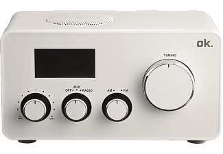 OWR 220-W Retro Radio Wit