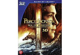 Percy Jackson: Sea of Monsters 3D | Blu-ray