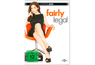 Fairly Legal - Staffel 1 [DVD]