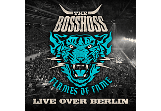 The Bosshoss - Flames Of Fame (Live Over Berlin) (2CD) [CD]