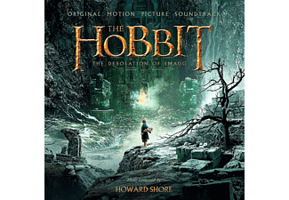 Various - The Hobbit-The Desolation Of Smaug [CD]
