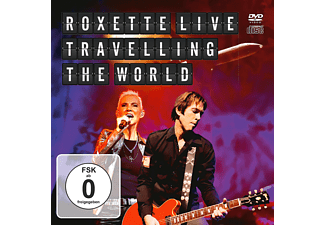 Roxette - Live-Travelling The World - (DVD + CD)