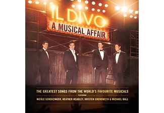 Il Divo - A MUSICAL AFFAIR [CD]