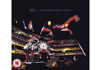 Muse - Live At Rome Olympic Stadium [CD + Blu-ray Disc]