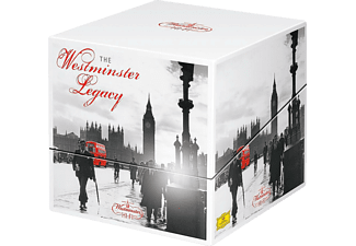 VARIOUS, Orchester Der Wiener Staatsoper, Münchner Philharmoniker, Wiener Akademie Kammerchor, European String Quartet, Royal Philharmonic Orchestra, Various Orchestras - The Westminster Legacy - The Collector's Edition - (CD)