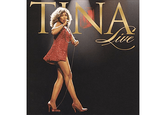 Tina Turner - Tina Live! (CD + DVD)