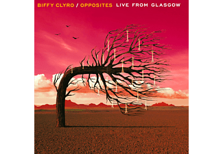 Biffy Clyro - Opposites-Live From Glasgow [CD]