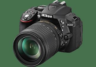 NIKON D 5300 + 18-105