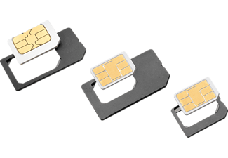 ISY ISA 1200 - SIM-Adapter set