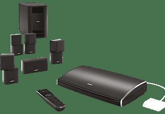 bose 5 1 heimkino system lifestyle 525 schwarz mediamarkt. Black Bedroom Furniture Sets. Home Design Ideas