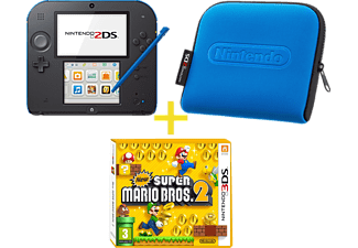 nintendo ue 2ds tasche new super mario bros 2 3ds. Black Bedroom Furniture Sets. Home Design Ideas