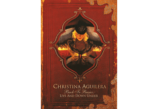 Christina Aguilera - Back To Basics - Live And Down Under (DVD)