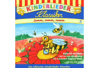 Kinderlieder Klassiker Vol.3 - (CD)