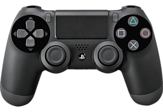 SONY PS4 Wireless Dualshock 4 Controller Redesigned Schwarz, Controller