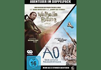 Die große Abenteuer-Box: Walhalla Rising, AO - Der letzte Neandertaler [DVD]