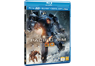Pacific Rim Action Blu-ray 3D