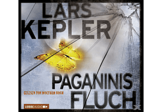 PAGANINIS FLUCH - 6 CD - Krimi/Thriller